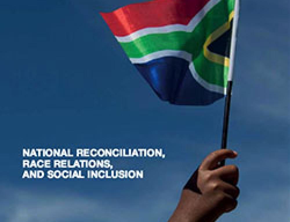 SA Reconciliation Barometer 2015 Survey – Paper 1