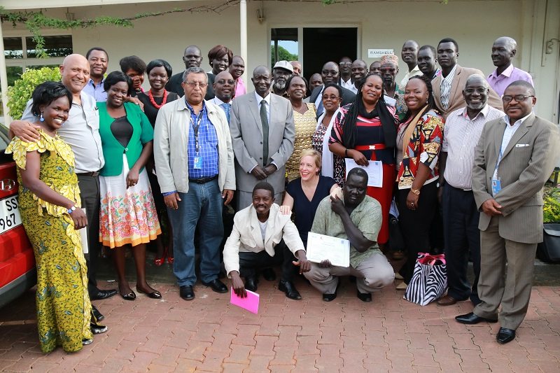 Commission for Truth, Reconciliation and Healing (CTRH) in South Sudan