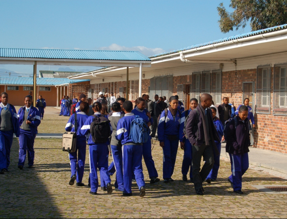 Teachers as Agents of Social Change in South Africa