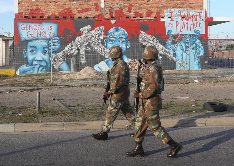 Militarisation; Our new response to societal issues
