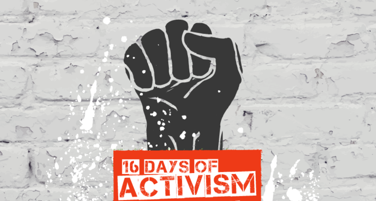 16 Days of Activism: How do we get men actively involved?