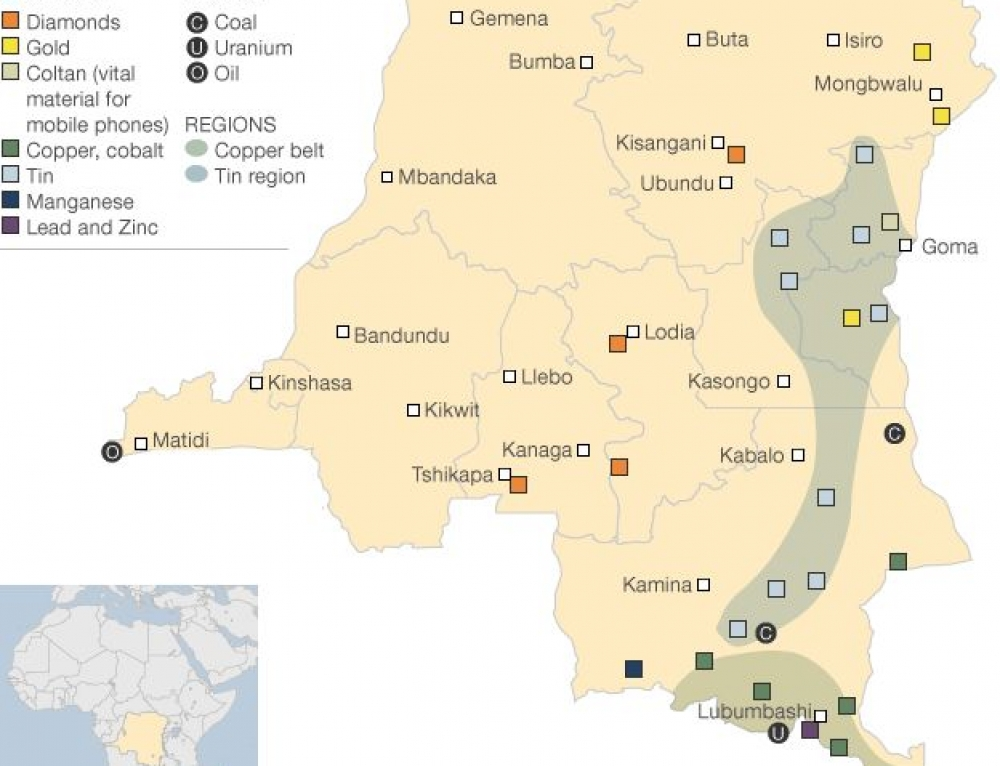 Illegal Exploitation of Natural Resources in DRC: Case of Sexual Violence Against Women