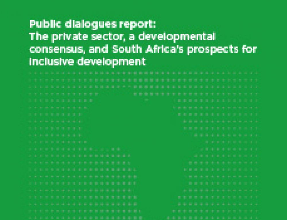 Public dialogues report: The private sector…