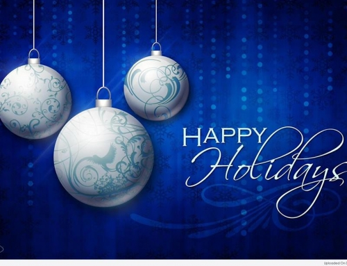 The IJR wishes you Happy Holidays