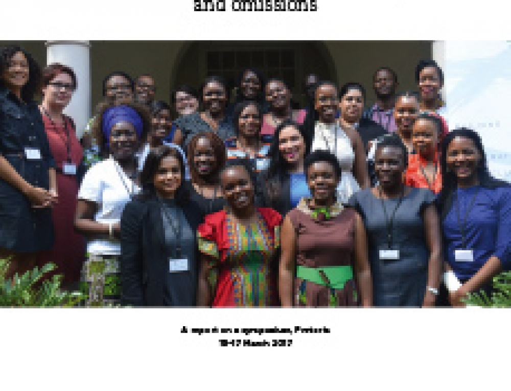 Accountability for conflict-related sexual and gender-based violence