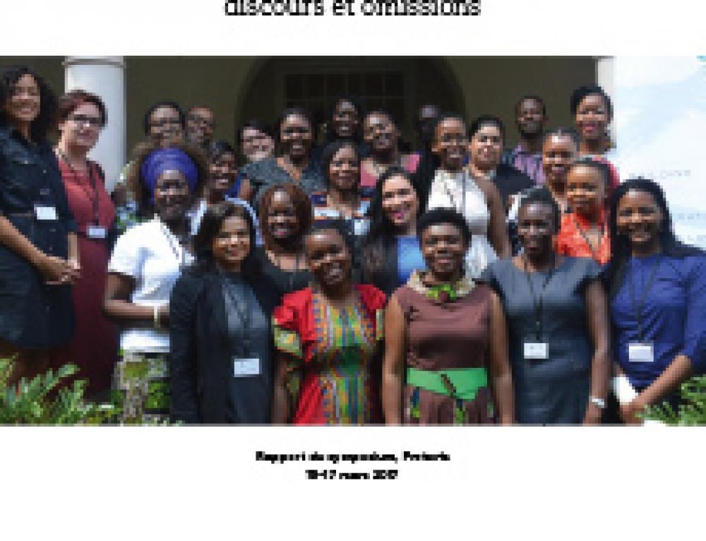 Responsabilisation en matière de violences sexuelles et sexistes liées aux conflits