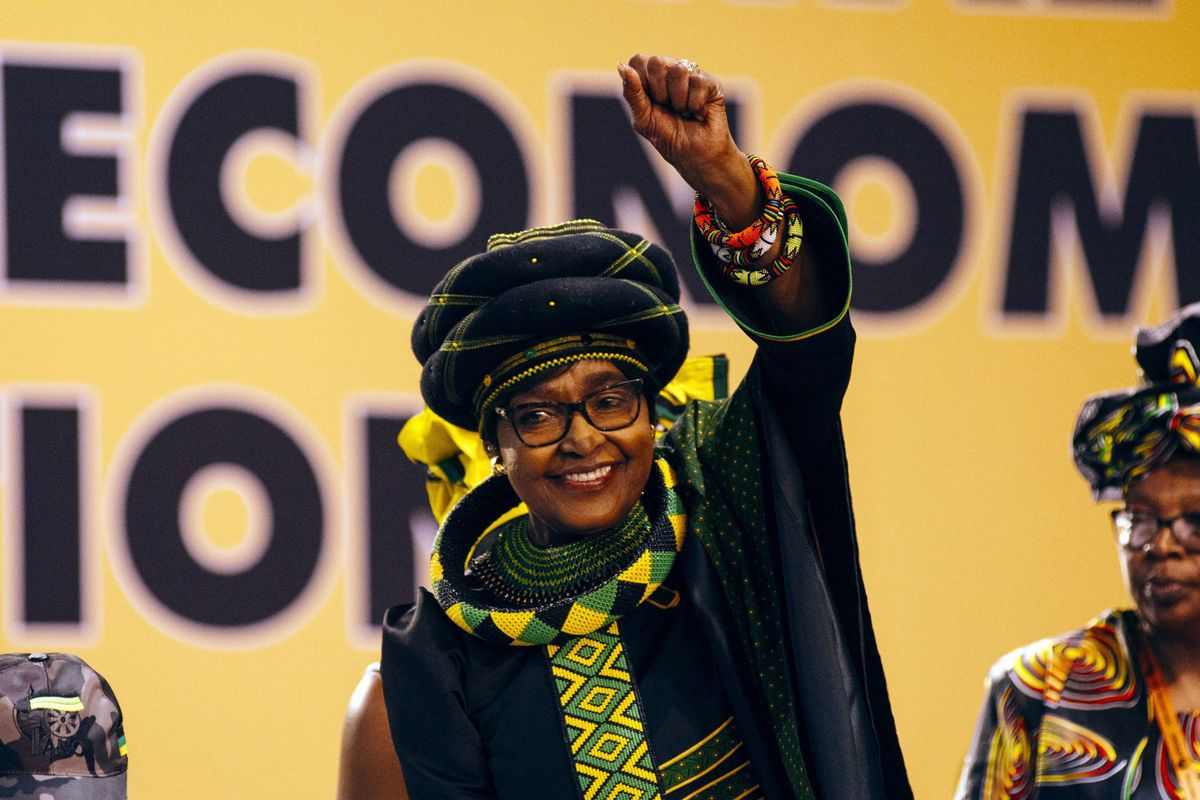 Nomzamo Winifred Madikizela-Mandela: An unapologetic stalwart in the fight against Apartheid's injustices