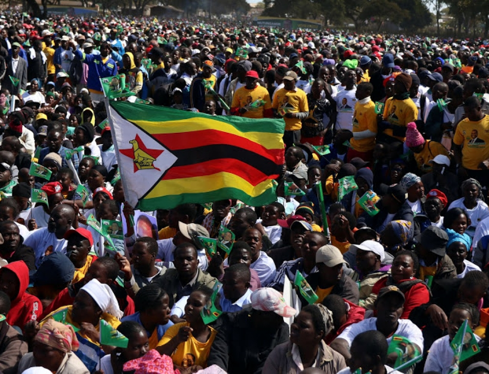 Zimbabweans remain apprehensive about manipulation of the presidential election, new survey finds