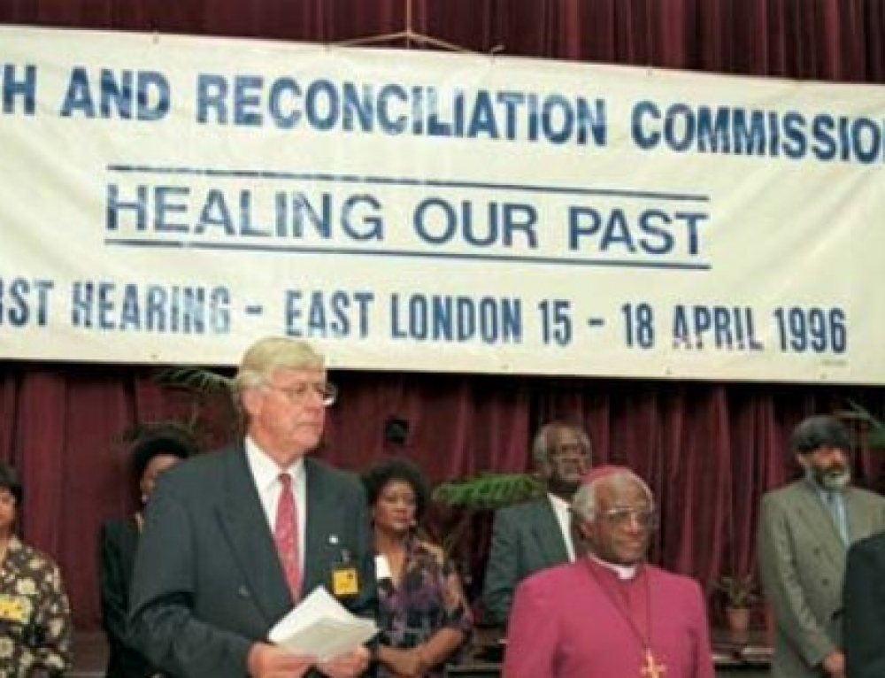 The need for memorialisation in South Africa