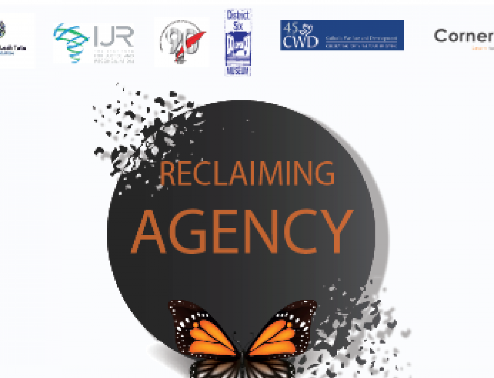 The Reclaiming Agency Book Beraad 2018