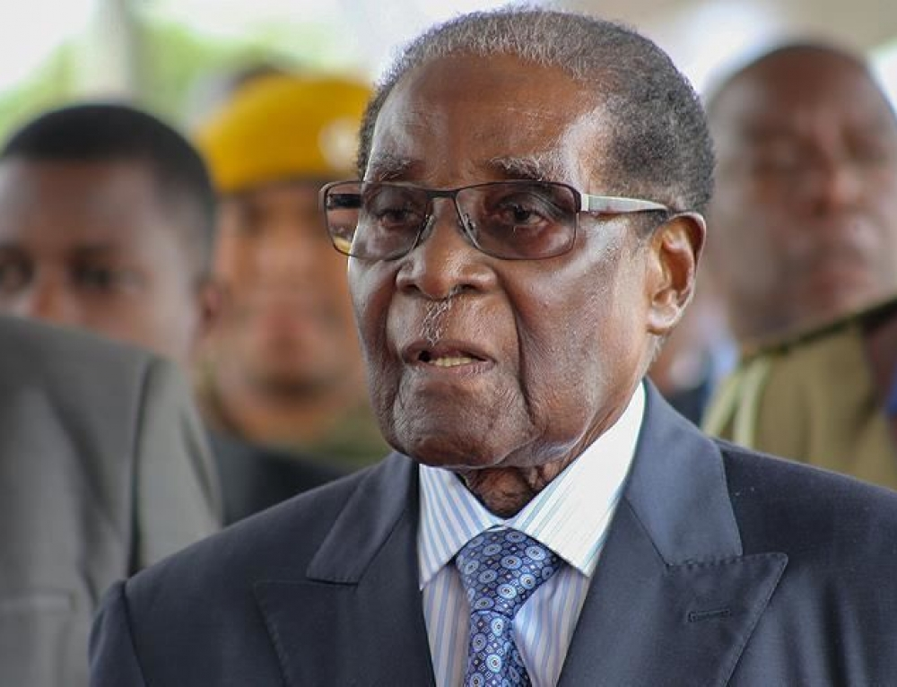 IJR Media Statement: The Passing Away of Robert Gabriel Mugabe, Former President of Zimbabwe