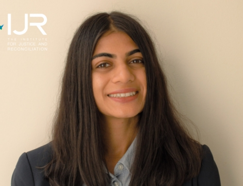 The IJR, welcomes Jaynisha Patel as Project Officer for the Research and Policy Programme