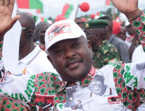 Media Statement on the Passing of the President of Burundi, Pierre Nkurunziza