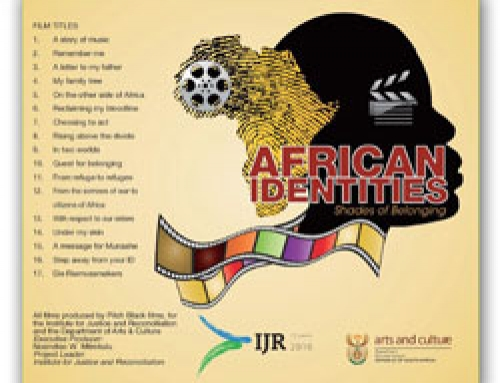 African Identities: Shades of Belonging, Season V