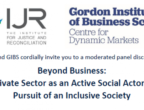 Beyond Business: The Private Sector as an Active Social Actor in the Pursuit of an Inclusive Society