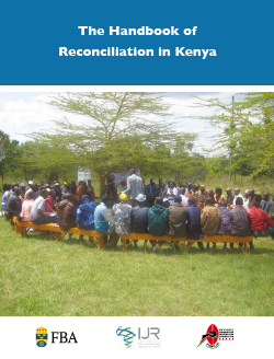 The Handbook of Reconciliation in Kenya