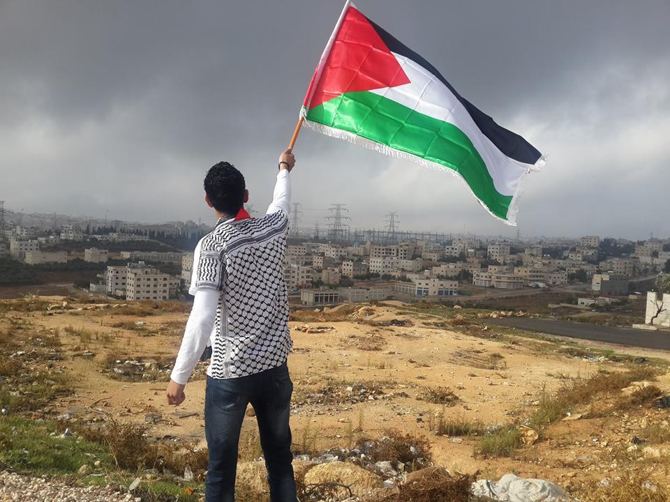 Statement in solidarity with the Palestinian struggle to self-determine