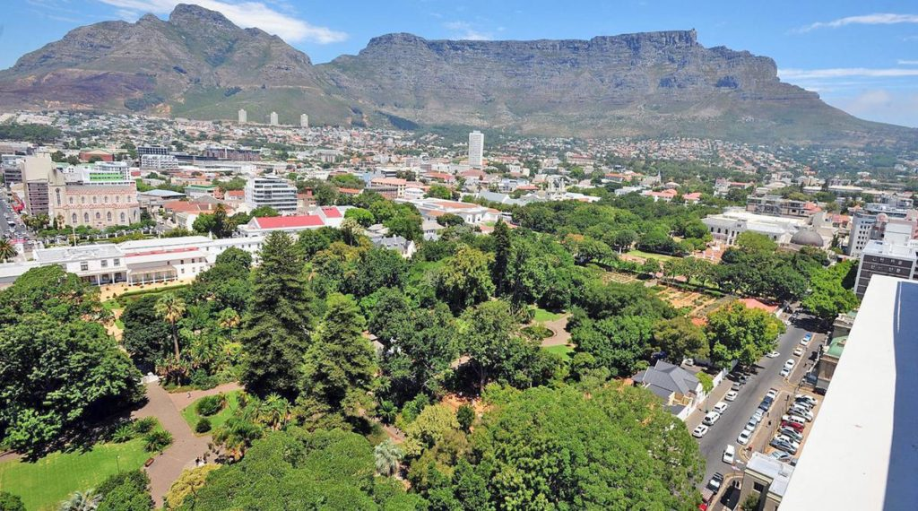 There's something rotten in Cape Town