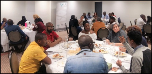 IJR holds an inter-race meals of change dialogue: Uniting against racism