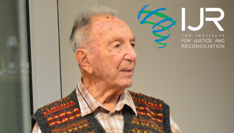 The IJR extends condolences to Prof Turok's family and all who knew him