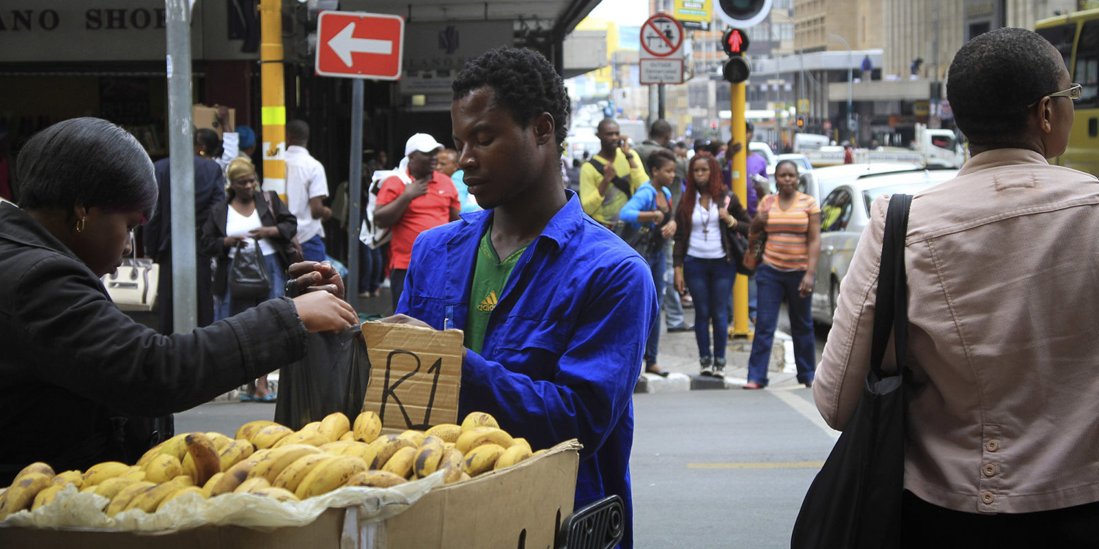 A resilient informal sector is more crucial than ever