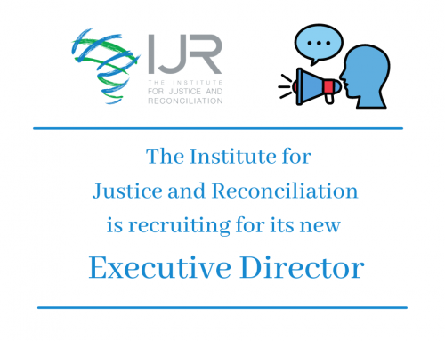Recruitment: Executive Director