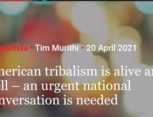 American Tribalism – Daily Maverick