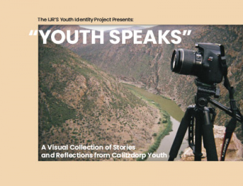 """""""Youth Speaks – a visual collection of stories and reflections from Calitzdorp youth"""""""